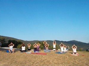 vacanza yoga