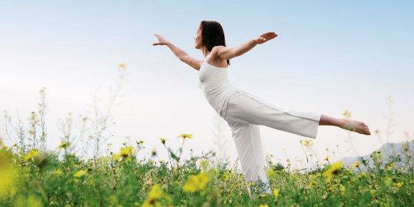Disintossicarsi in primavera: circolazione linfatica, yoga e resprio