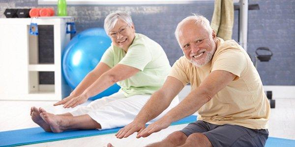 Come praticare yoga nella terza età?